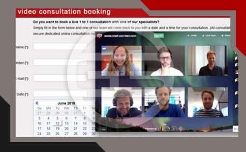 online advice platform consultation