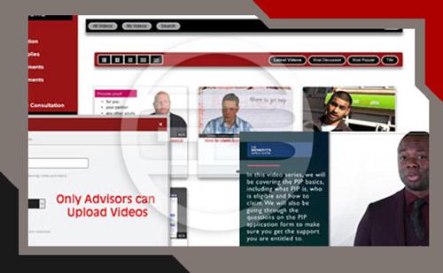 online advice platform videoss