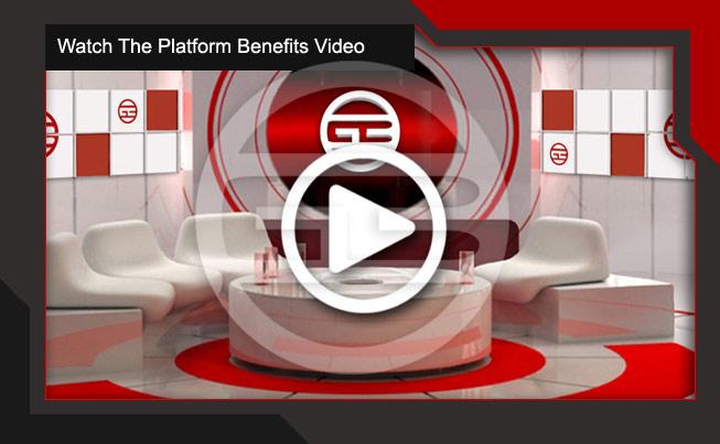 Our Global Business platform benefits image